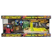 ZOOMED Kit terrarium tout équipé - 76 x 30 x 30 cm - Pour serpent