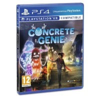 Concrete Genie Jeu PS4/PSVR