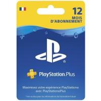 Abonnement PlayStation Plus 12 Mois - PS4-PS3-PSVita - PlayStation Officiel