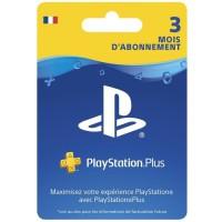 Abonnement PlayStation Plus 3 Mois - PS4-PS3-PSVita - PlayStation Officiel
