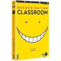 Blu-Ray Assassination Classroom - Box 1 - Combo Collector Blu-ray + DVD
