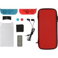 Starter Kit Konix Rouge & Bleu pour Switch