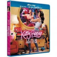 Blu-Ray Katy Perry, le film : Part of Me