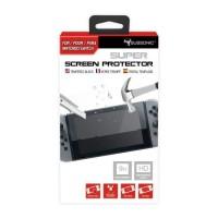 Subsonic - Protection pour écran en verre trempé pour Nintendo Switch - Ultra résistante - Super screen protector