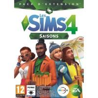 Les Sims 4 : Saisons Jeu PC