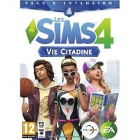Les Sims 4 Vie Citadine Jeu PC