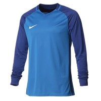 NIKE Maillot Manches longues Trophy III - Homme - Bleu