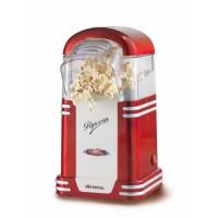 ARIETE 2954 Appareil a Popcorn - 1100 W - Design années 50 - Rouge