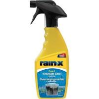 Rain-X 2 en 1 Nettoyant Vitres Déperlant - 500 ml