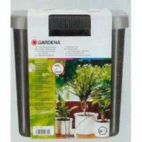 GARDENA Arrosoir automatique de vacances pour jardinage avec reservoir de stockage jusqu'a 36 plantes (1266-20)