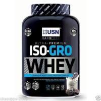 USN ISOGRO Cookies & Cream 2 kg Prise de Masse