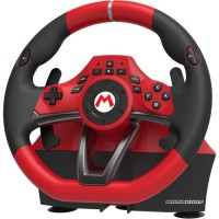 HORI Volant Deluxe Mario Kart Deluxe pour Nintendo Switch