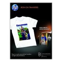 HP Papier transfers - 12 feuilles - A4 - 210 x 297 mm