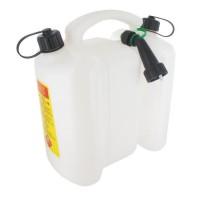 JARDIN PRATIQUE Jerrican double usage 3 + 6 litres TECOMEC - Blanc