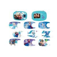 LEXIBOOK La Reine des Neiges Appareil photo numérique 5MP avec 10 stickers