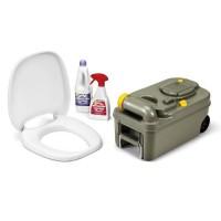 Pack rénovation toilettes C400