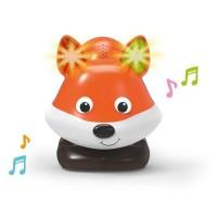 SMOBY SMART Renard Interactif Foxy - 2 Modes de Jeu