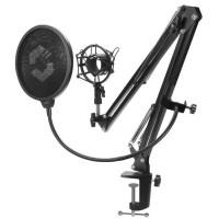 SPEED LINK Kit Streaming Volity - Ensemble bras + Filtre anti pop