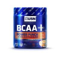 USN BCAA Power Punch Tangerine 400 gr Bien Etre