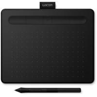 WACOM Tablette Graphique Intuos S Bluetooth - Black