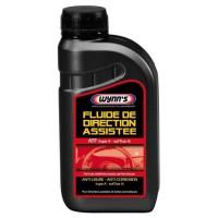 WYNN'S Fluide de Direction Assistée Type Atf - 500 ml