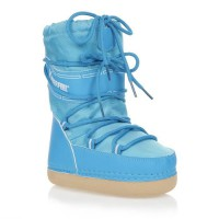 KIMBERFEEL Bottes apres-ski Galaxy - Bleu Ciel - Taille 32/34