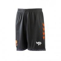Short VP28 Noir Orange 6 ans - Taille 6 ans