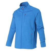 TRESPASS Polaire DLX Brolin - Homme - Bleu - Taille L
