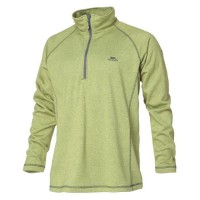 TRESPASS Polaire Bungy AT200 - Homme - Vert - Taille L