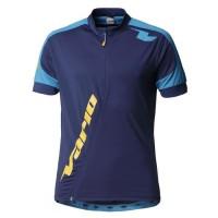 SCRAPPER Maillot de cyclisme Diablo 0521 - Homme - Bleu - Taille L