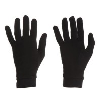 WANABEE Gants de randonnée Soie 2 - Homme - Noir - Taille L