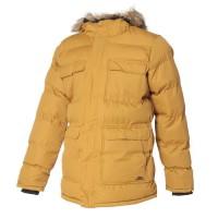 TRESPASS Veste rembourée Baldwin - Homme - Marron - Taille XL