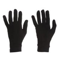 WANABEE Gants de randonnée Soie 2 - Homme - Noir - Taille XL