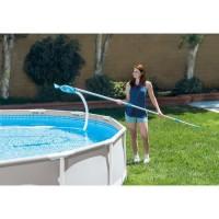 INTEX Kit d'entretien Vac+ pour piscine hors-sol avec filtration