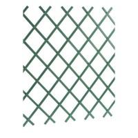 LAMS Treillage PVC - 1,5 x 0,5 m - Vert