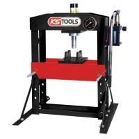 Presse hydraulique d'établi 15 tonnes KS TOOLS 160.0112