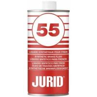 JURID Liquide de frein 55 DOT 3 - 1L
