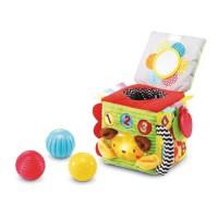 VTECH - 528205 - Cube Intéractif Eveil Sensoriel