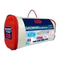 DODO Surmatelas 160 x 200 - Polyester Confortlof - CONFORTLOFT