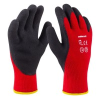 MEISTER Gants hiver T10 - Acryl - Rouge