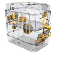 Cage Rody 3 Duo Banane Pour Hamster