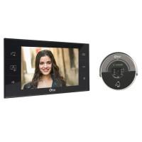 OTIO Portier vidéo VisiHome avec mémoire interne - 2 fils