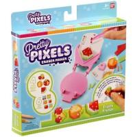 PRETTY PIXELS - Fabrique a gommes - Set de démarrage - Theme fruits
