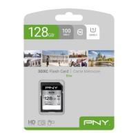 PNY Carte mémoire SD 128Go Elite C10 U1