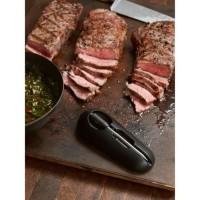 MASTRAD F74300 Meat°it - Sonde de cuisson sans fil bluetooth double capteur - Noir