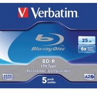 Blu-Ray 25GB dans un boitier