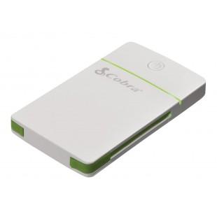 Chargeur compact 3 sorties USB, 5000mAh
