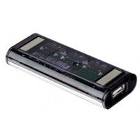 HUB USB 2.0 4 PORTS AVEC PATCH MAGNÉTIQUE INTÉGRÉ ET CHIP NEC ATEN