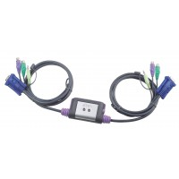 2 port KVM switch