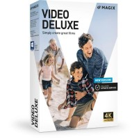 MAGIX Video deluxe (2020) Logiciel montage vidéo